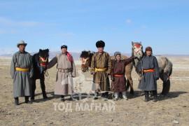 Говь-Алтай аймгийн алдарт уяач Н. Батболд: Би магнай тэнэгэр нааддаг хүн