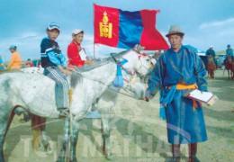 Түрүү аймгийн Алдарт уяач Б.Баярсайханы бор морь