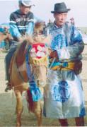 Айргийн тавт хурдалсан аймгийн Алдарт уяач Б.Бат-Ирээдүйн хул соёолон