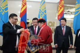 Баян-Өлгий аймгийн шилдэг уяач-Сайпгалигийн Шарив