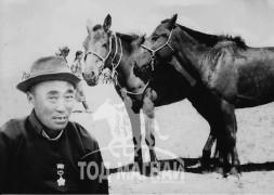 Зангиат хээр морь нь сум орон нутгийн наадамд 10 гаруй удаа түрүүлж айрагдсан