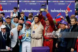 Монгол уяачийн морь дэлхийн аваргад түрүүллээ