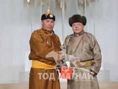 Монгол Улсын Алдарт уяач Ү.Атарсайхан