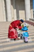 Монгол Улсын Алдарт уяач Х.Барсүрэн