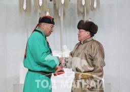 Монгол Улсын Алдарт уяач Н.Дарамренчин