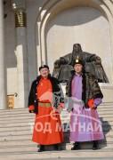 Монгол Улсын Алдарт уяач Т.Ихбаяр, С.Эрдэнэбат