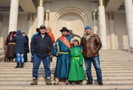 Говь-Алтай аймгийн шилдэг уяач, уралдаанч