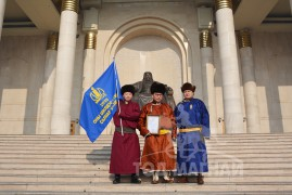 Шилдэг сумын салбар холбоо: Өвөрхангай аймгийн Баянгол сумын МСУХолбооны төлөөлөгчид