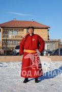 Ховд аймгийн улсын шилдэг уяач Д.Отгонням: Баруун бүсийн наадамд шарга соёолонгоо түрүүлгэсэн