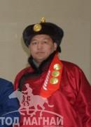 Төв аймгийн Сэргэлэн сумын уугуул МУ-ын алдарт уяач Сашкагийн Эрдэнэбат