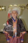 """Төв аймгийн Зуунмод сумын """"Хүмүүн"""" цогцолбор сургуулийн 5-р ангийн сурагч """"Хүй мандал"""" гал уяаны уралдаанч есөн настай Далайгийн Мөнхтэмүүжин"""
