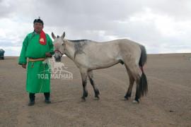 Аймгийн Алдарт уяач А. Мөнхбаяр: Морь уях чинь амархан юм байна гэсэн бодол төрж байсан шүү