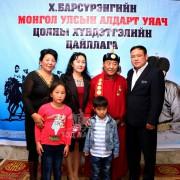 Монгол Улсын Алдарт уяач Х.Барсүрэн цолны мялаалга наадмаа хийлээ