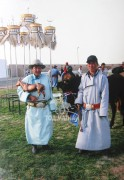Сумын Алдарт уяач Г.Дугар: Морины хүүхэдгүй болчихоод ойрд хээр азаргаараа наадаж байна
