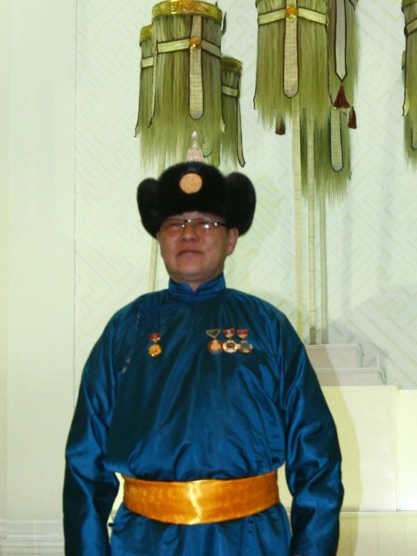 Манлай Улаан