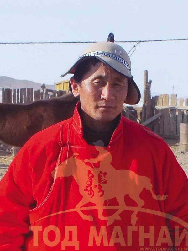 Сумын алдарт Сэргэлэнбаатар